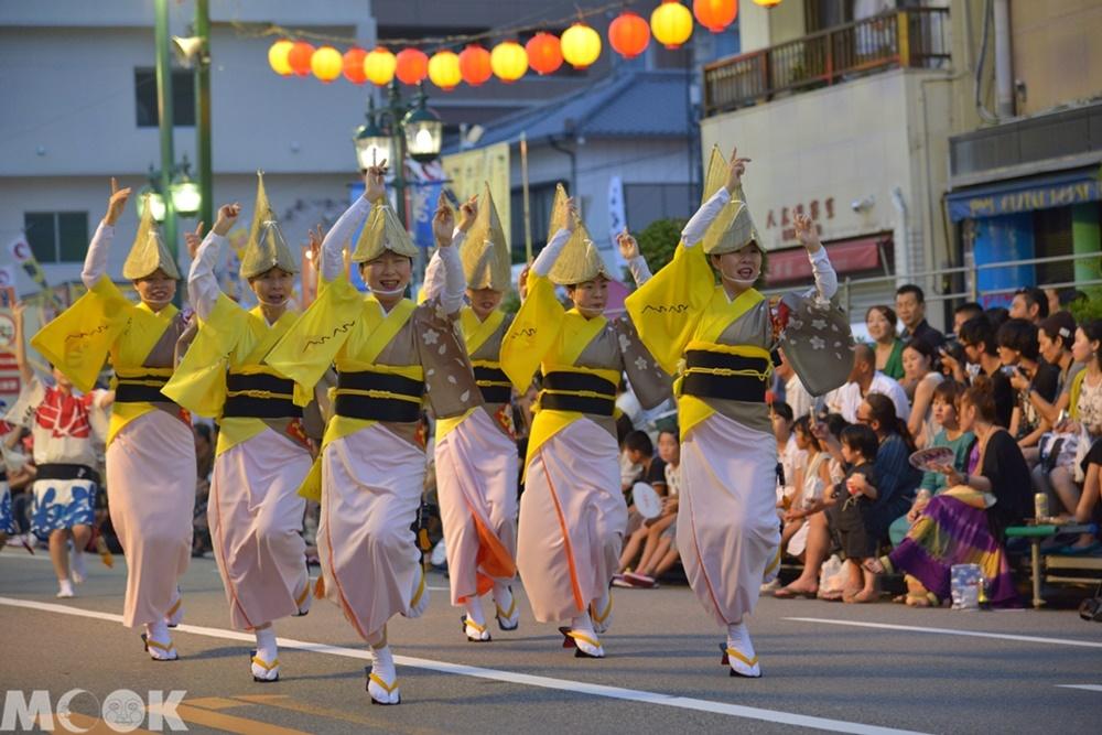 墨刻MOOK日本四國德島縣德島市夏日阿波舞祭