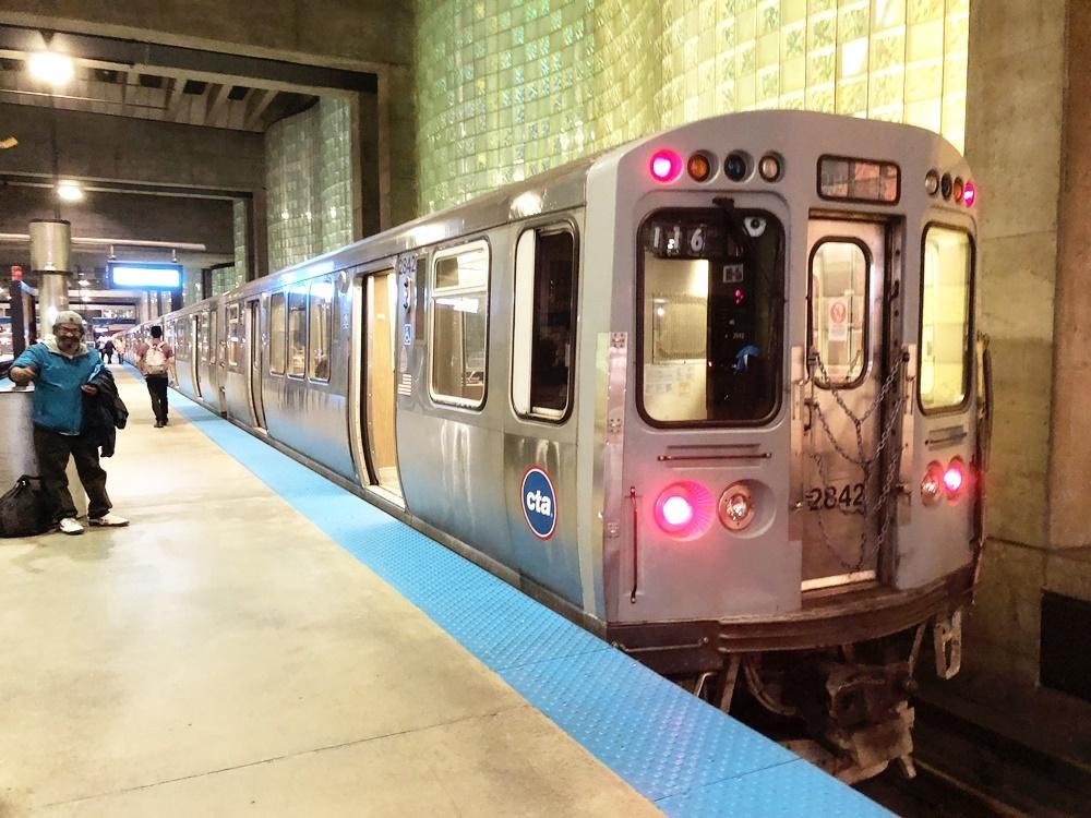 芝加哥地鐵