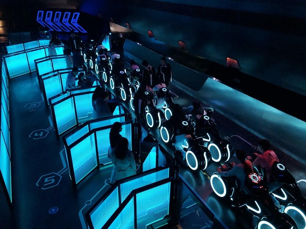 上海迪士尼度假區創急速光輪