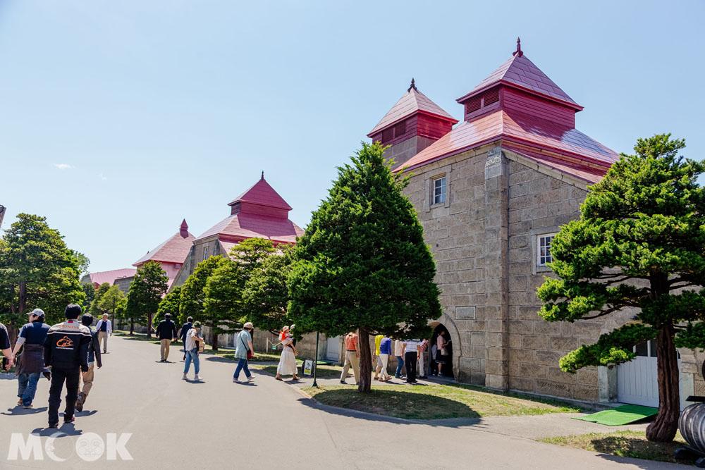 北海道小樽近郊的余市景點
