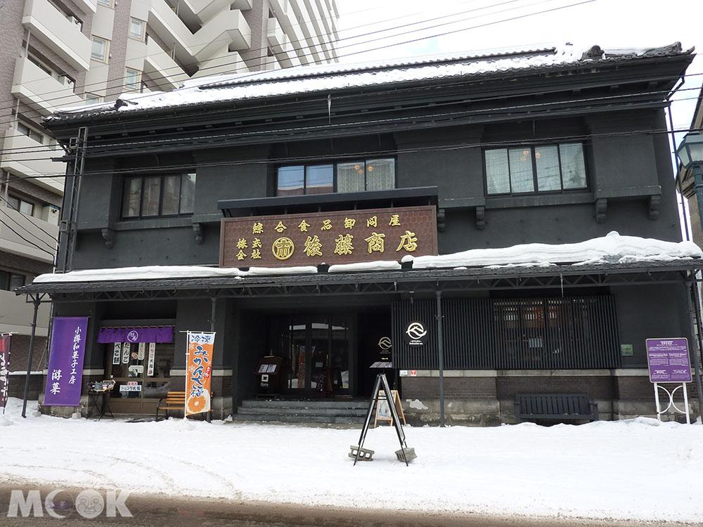 北海道小樽的人氣咖啡廳色内食堂