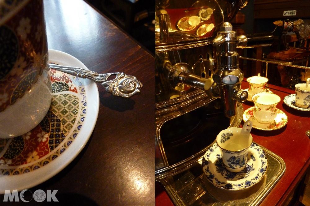 北海道小樽色內食堂的大正風格裝潢
