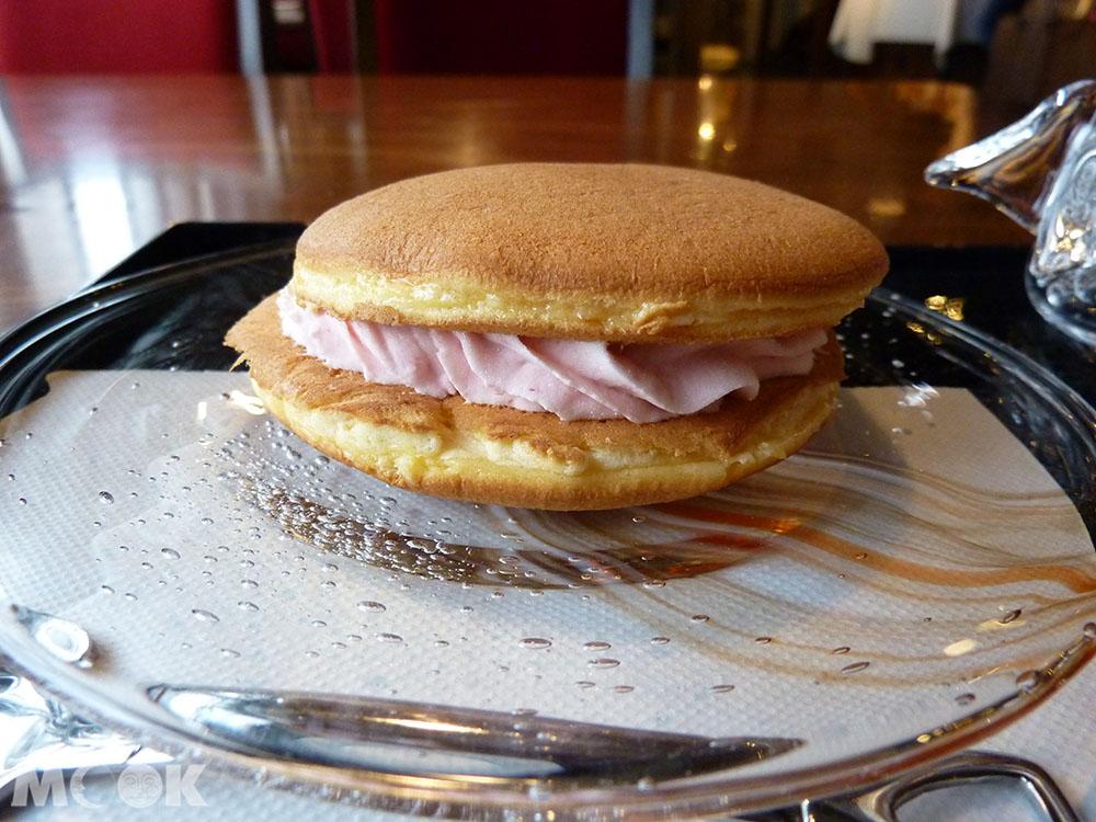 小樽堺町くぼ家咖啡的甜點