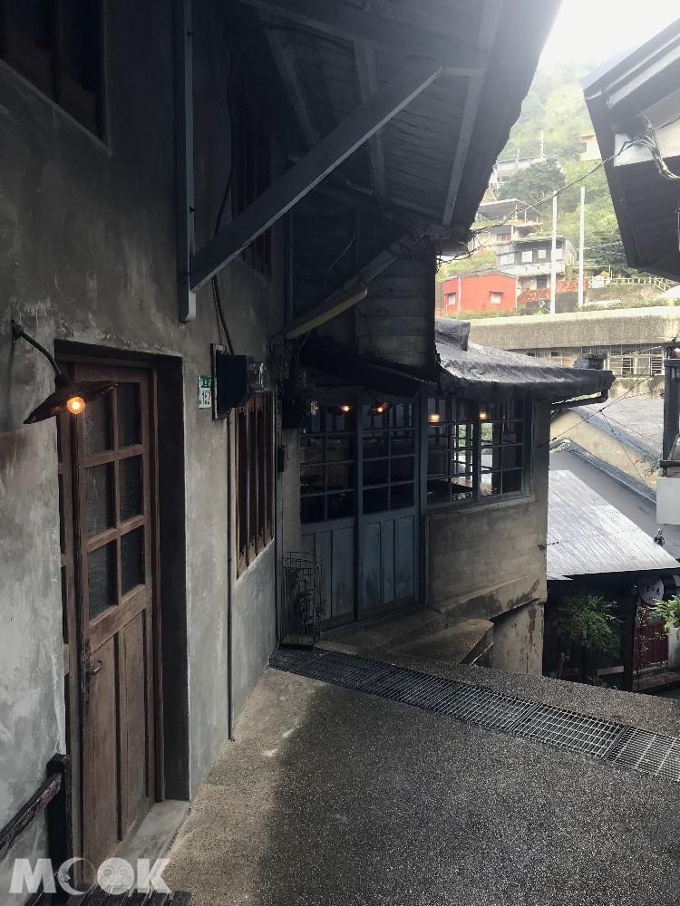 新北市瑞芳金瓜石的散散步咖啡姊妹店迷迷路食堂