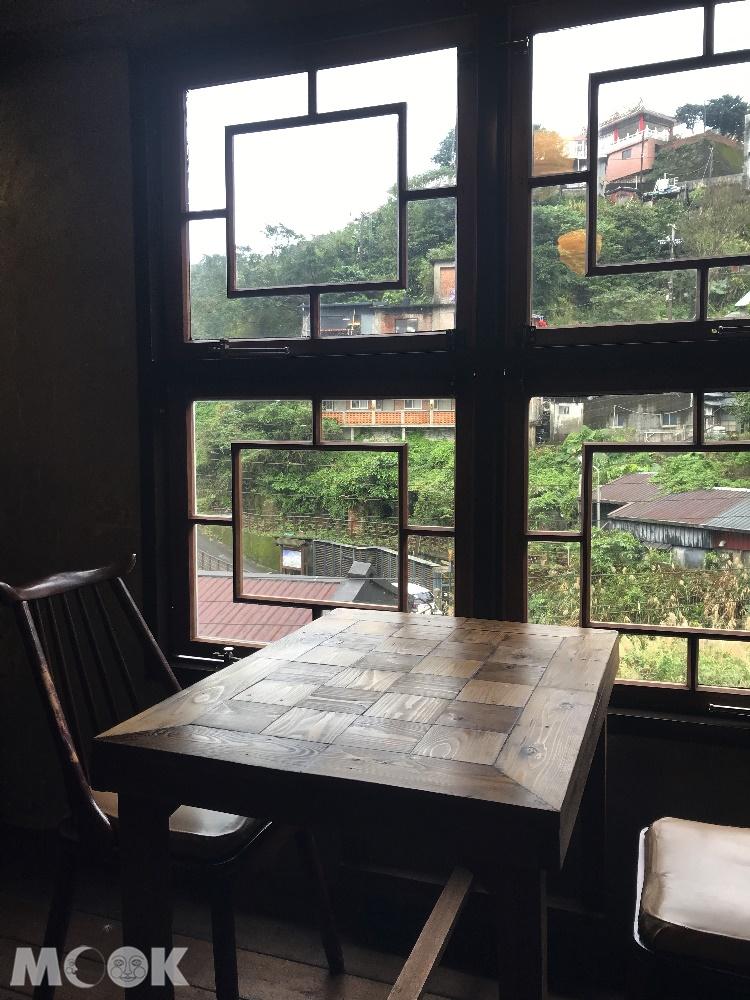新北金瓜石祈堂老街的老屋餐廳迷迷路