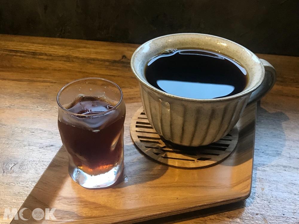 金瓜石人氣咖啡散散步的手沖咖啡