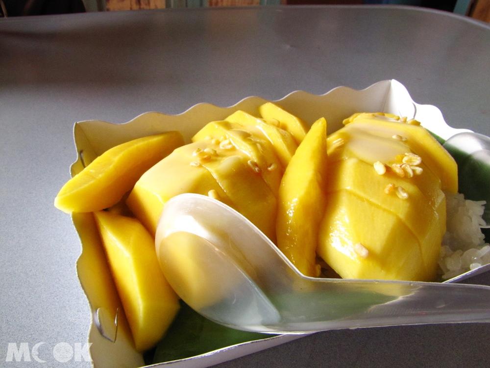 華欣的芒果糯米照