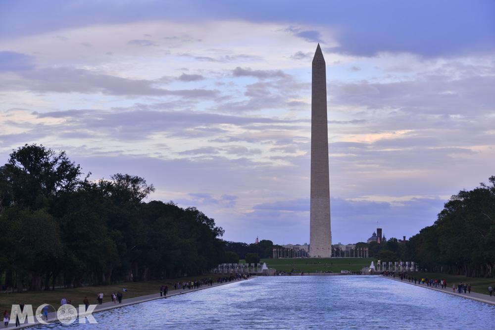 華盛頓特區的華盛頓紀念碑