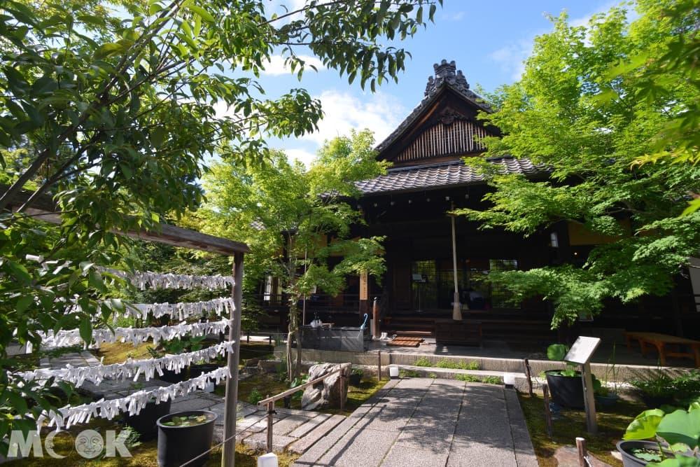 勝林寺是東福寺的塔頭之一