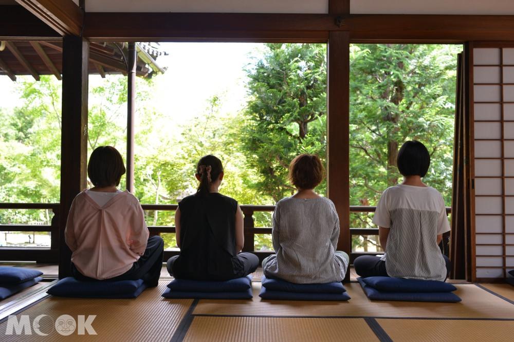 勝林寺坐禪體驗