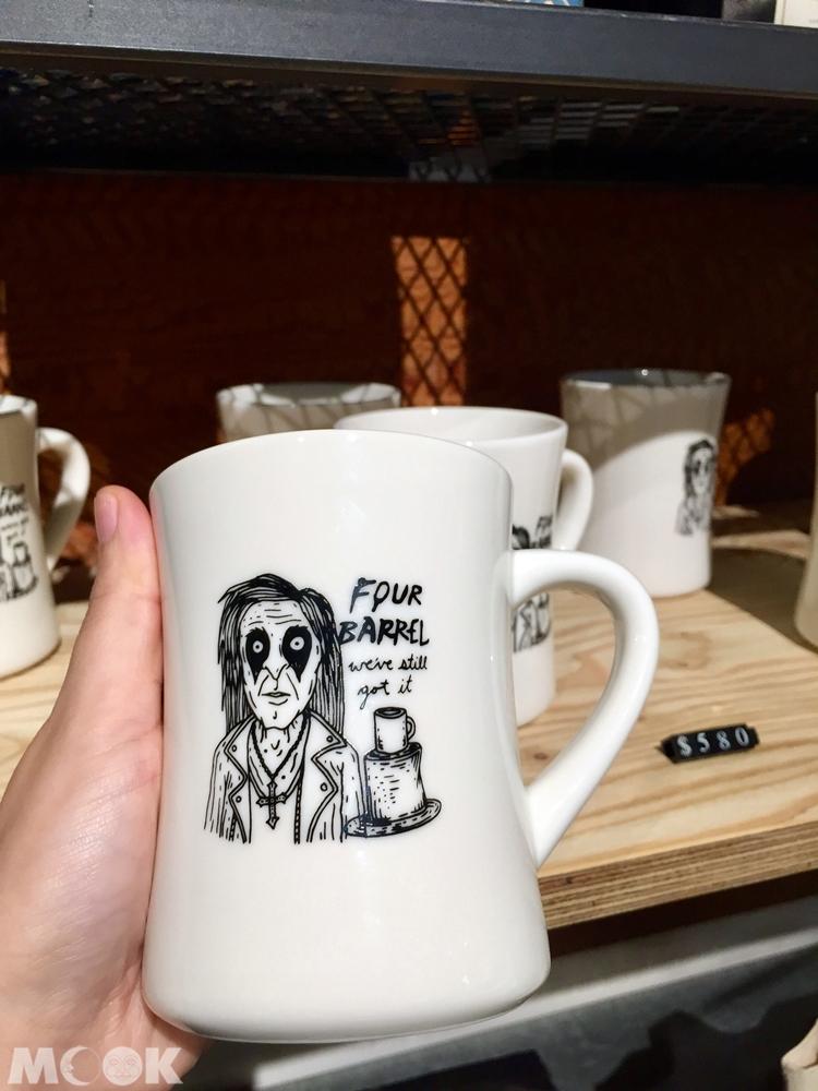 台灣台北市 信義區 市政府站 Four Barrel coffee IMG_E9599