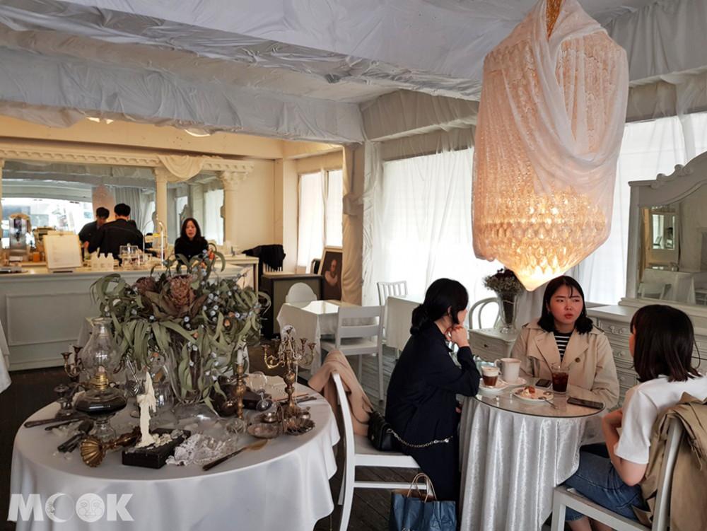 Social Club Seoul水晶吊燈