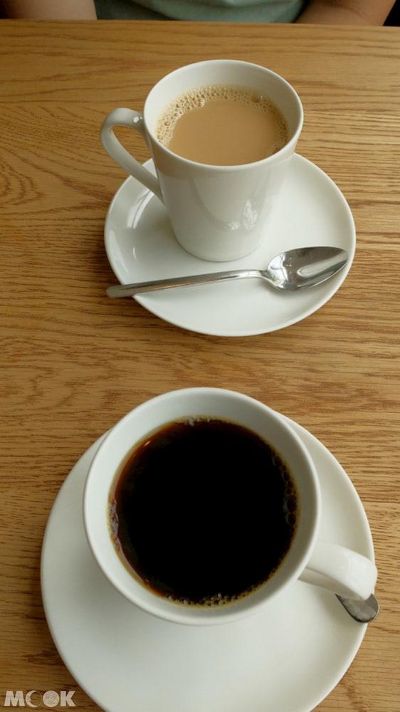 Café Mame-Hico以「日本自古以來的咖啡豆和好喝咖啡」為主題