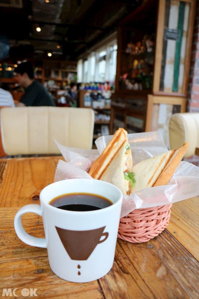 Hands Café咖啡與餐食