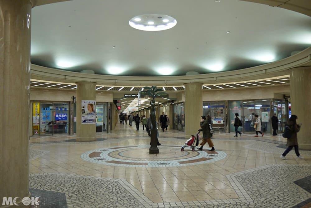 DIAMOR OSAKA地下商店街