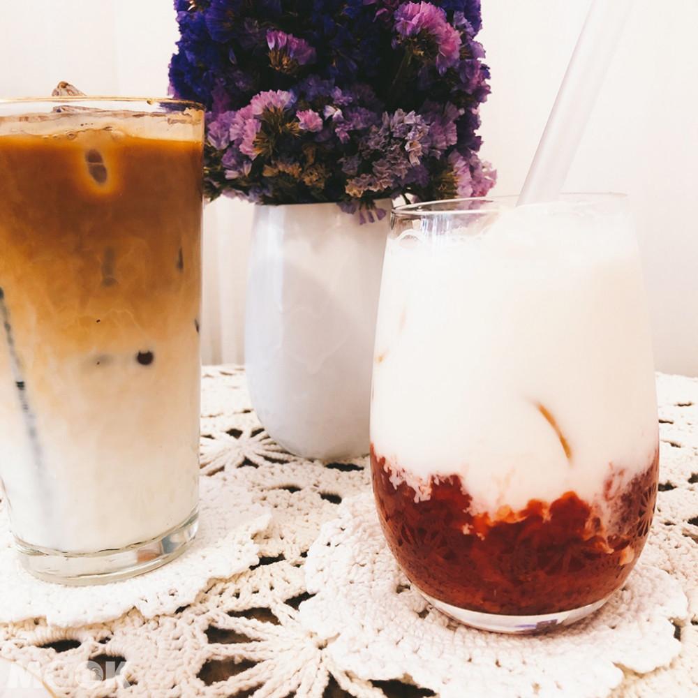 咖啡楊貴妃生草莓拿鐵5,000