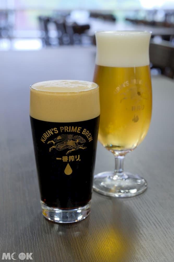 麒麟啤酒神戶工廠 – 啤酒免費喝