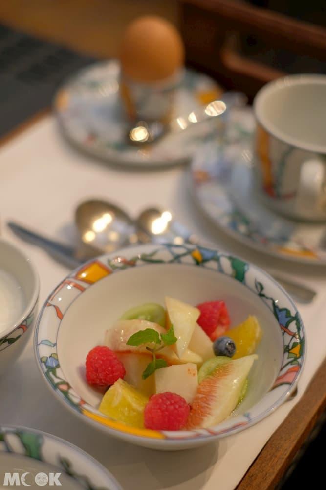 神戶北野飯店 – 世界第一早餐 – 當季新鮮果