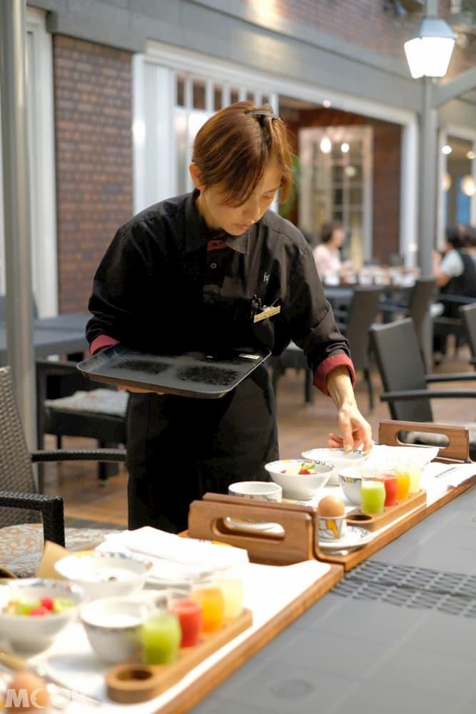神戶北野飯店 – 世界第一早餐餐廳