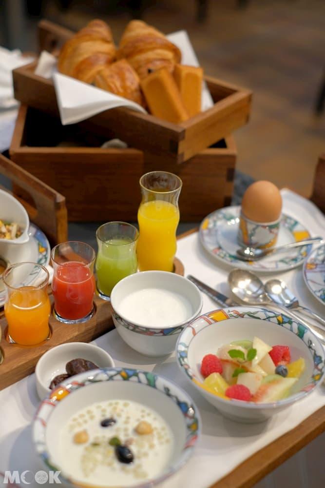 神戶北野飯店 – 世界第一早餐