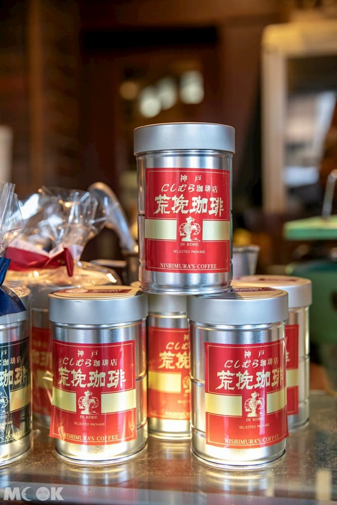 神戶西村咖啡中山手本店咖啡豆