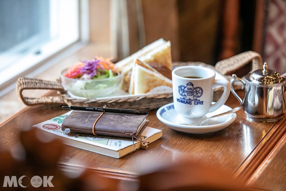 神戶西村咖啡中山手本店 - 加拿大套餐