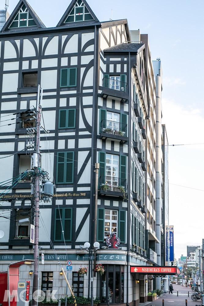 神戶西村咖啡中山手本店