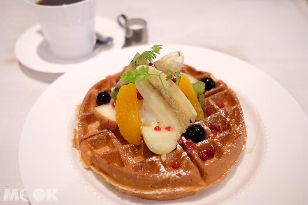 Cafe Comfort鬆餅