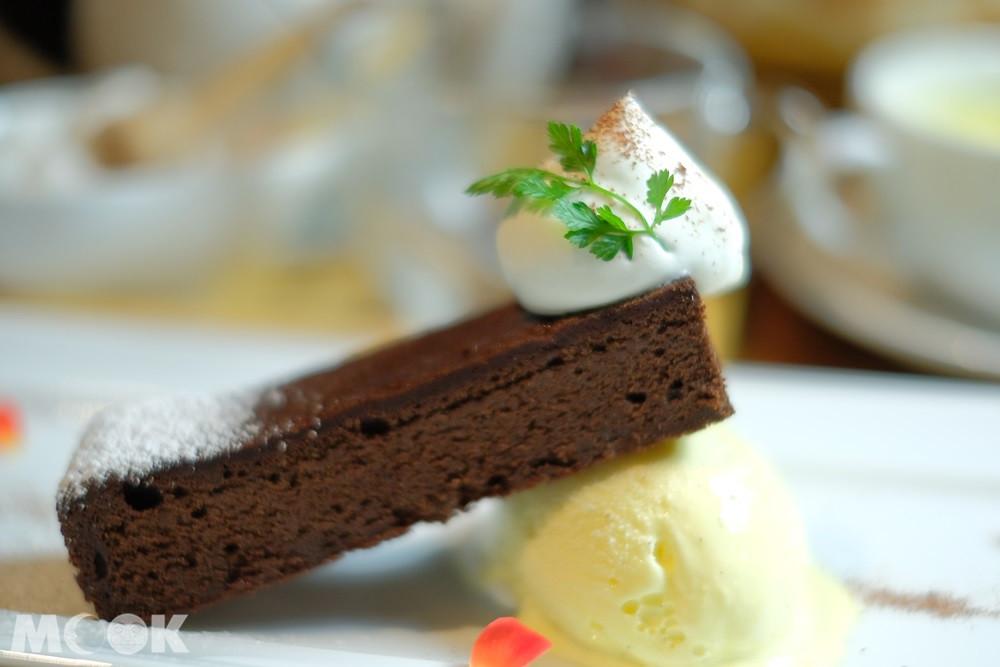 六甲山歐風Granite Café甜點