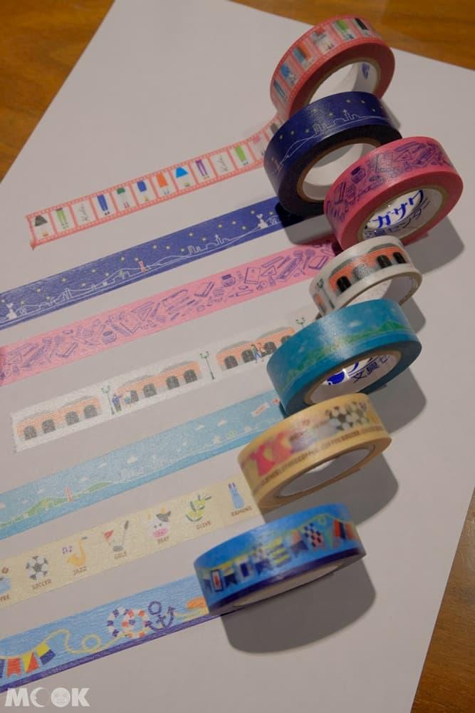 Nagasawa神戶煉瓦倉庫店 – 紙膠帶
