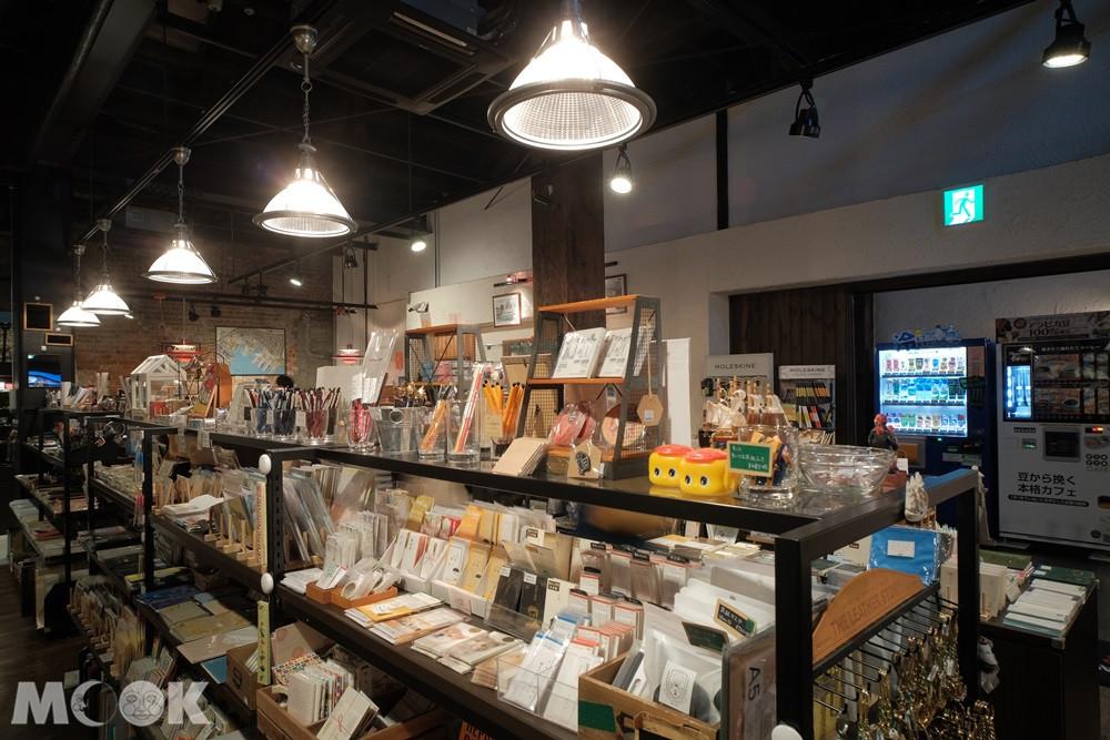 Nagasawa神戶煉瓦倉庫店 - Nagasawa 店內有很多獨特原創商品