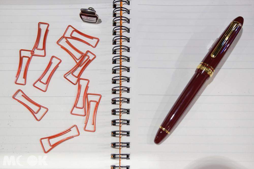 Nagasawa神戶煉瓦倉庫店 – 各種材質的鋼筆