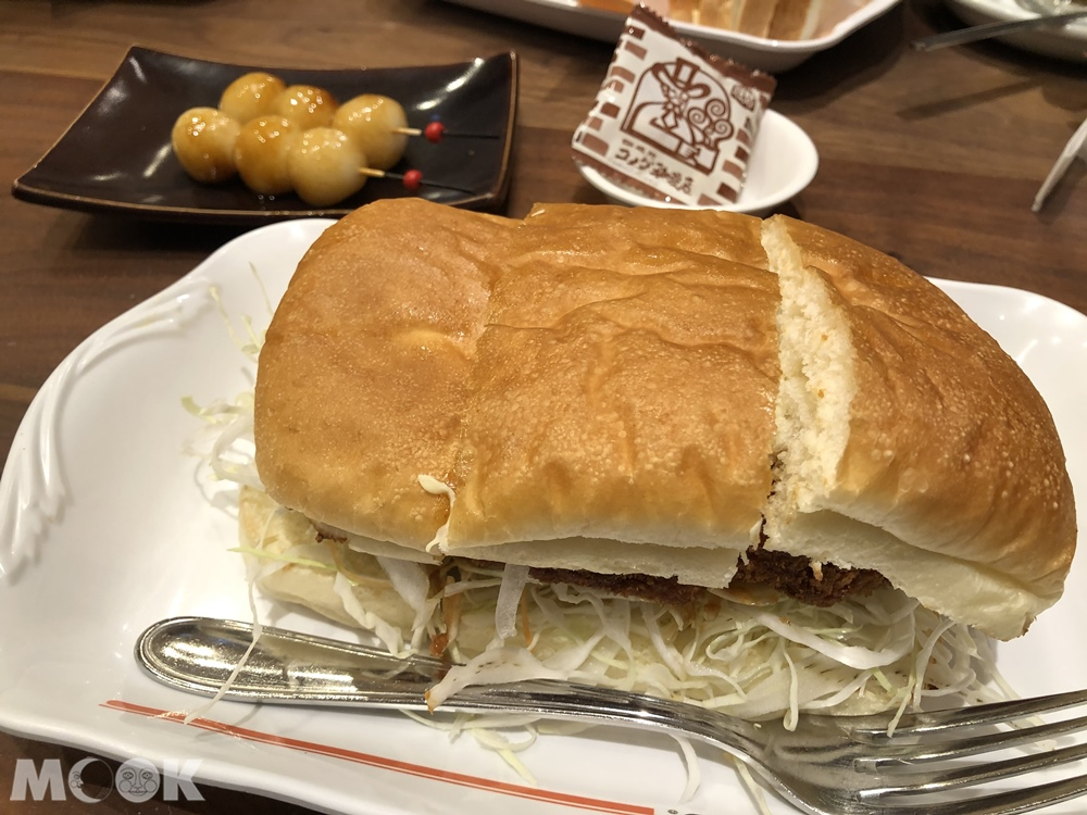 客美多咖啡Komeda's Coffee-味增豬排三明治