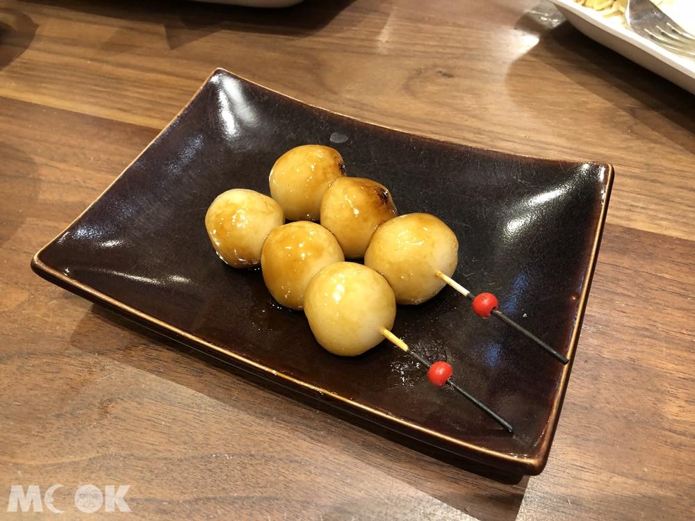 客美多咖啡Komeda's Coffee-日式糰子