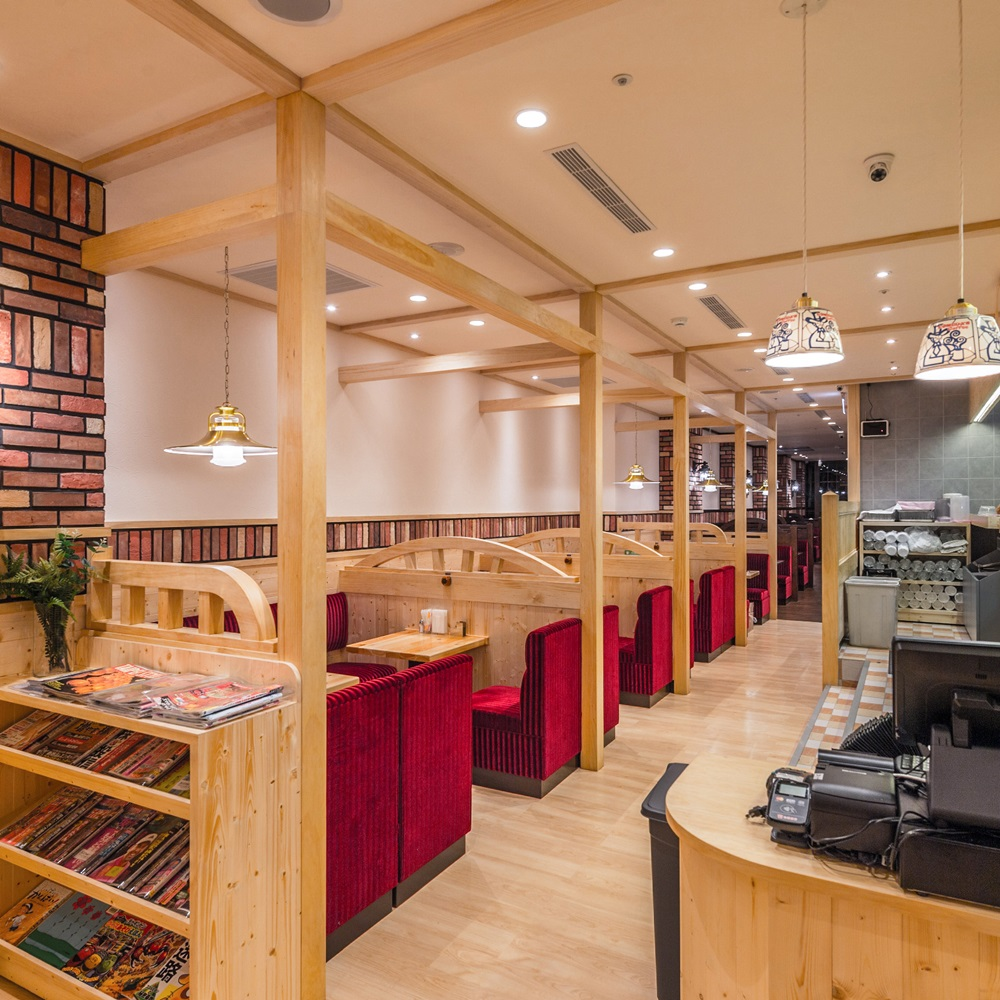 客美多咖啡Komeda's Coffee-南京建國店店內照片