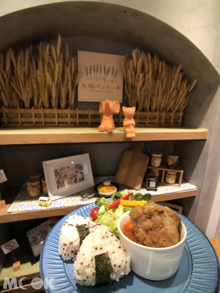 九州鬆餅-宮崎燉肉御膳