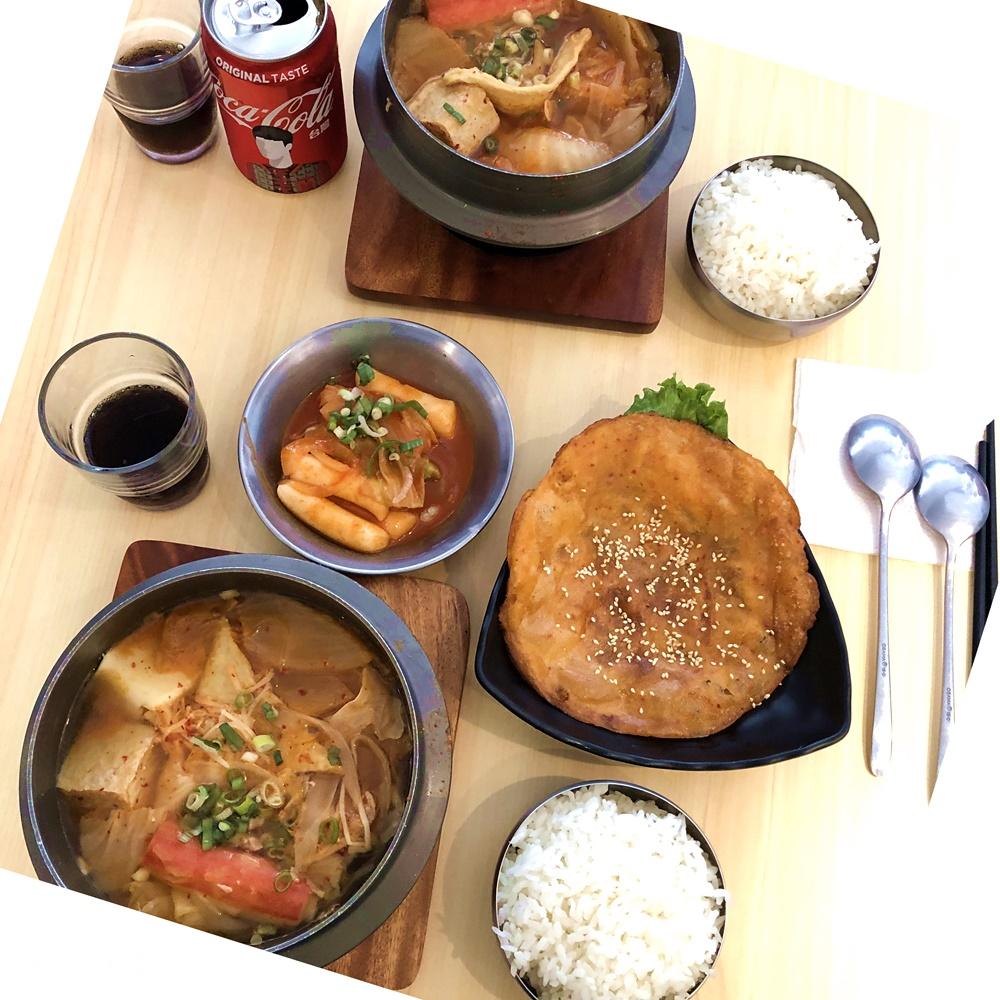Korea Fast 韓國料理