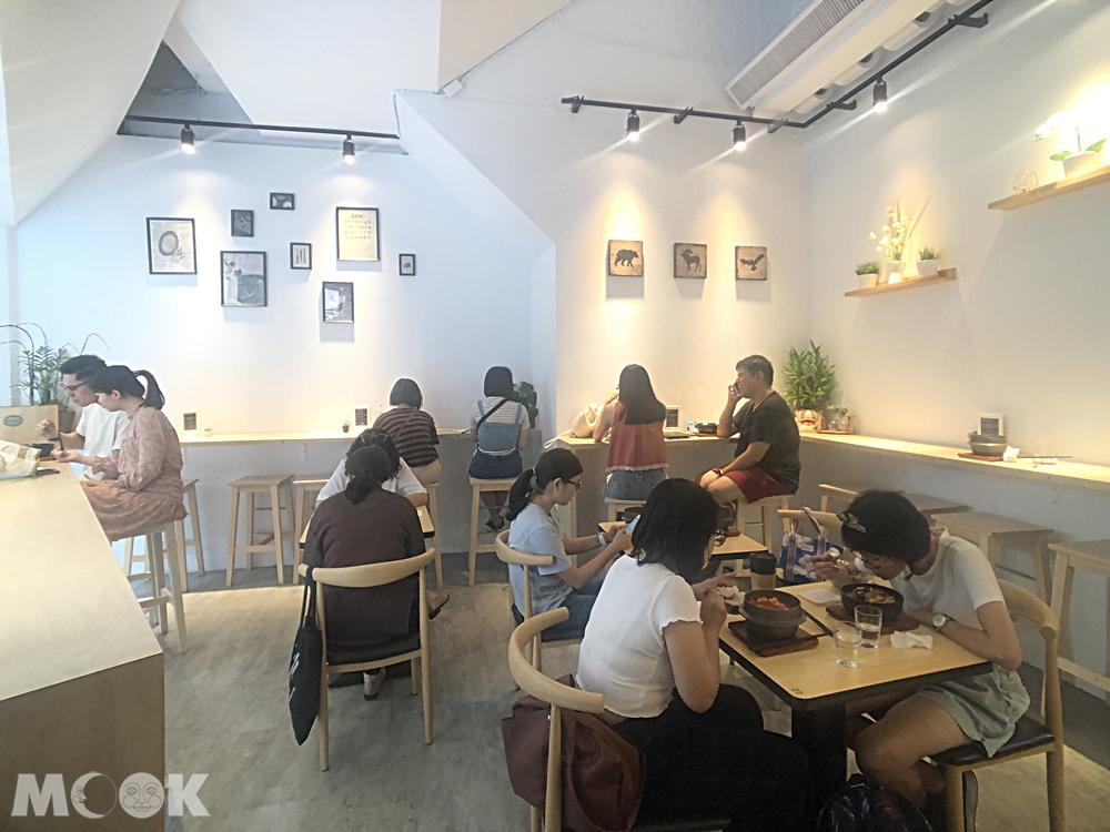 Korea Fast 韓國料理-用餐環境
