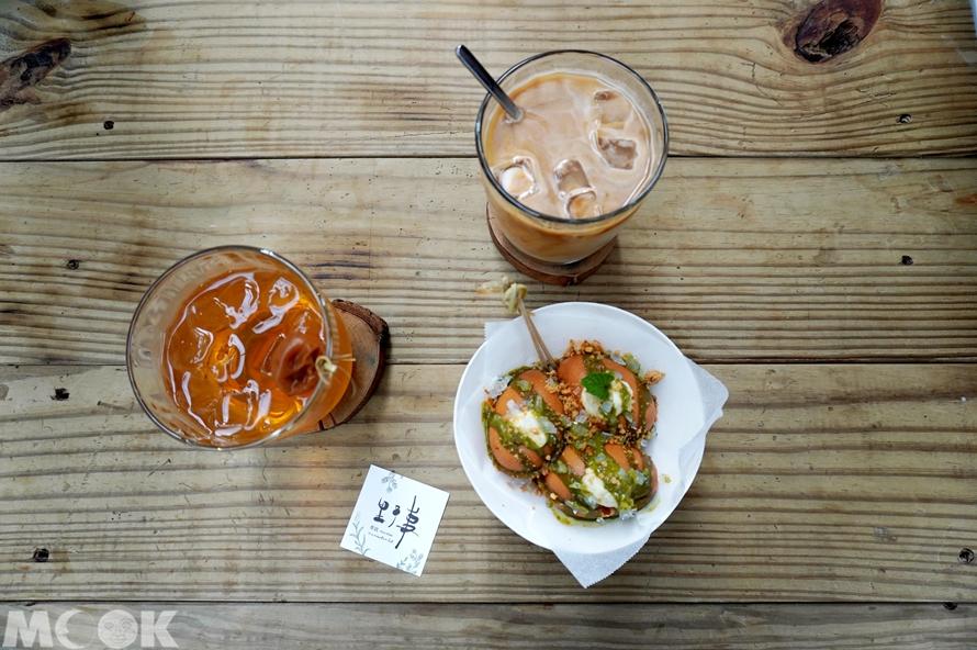 台灣新北市 瑞芳區 野事草店 餐點照片
