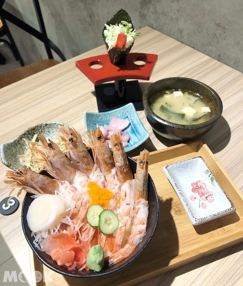 春月日式食堂-痛風丼定食