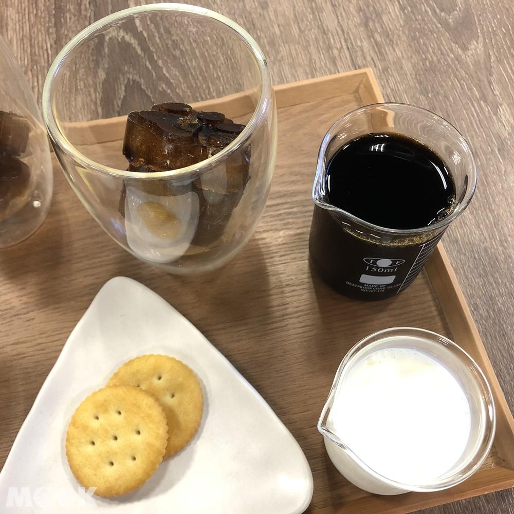 小樽手作咖啡-冰滴黑磚咖啡