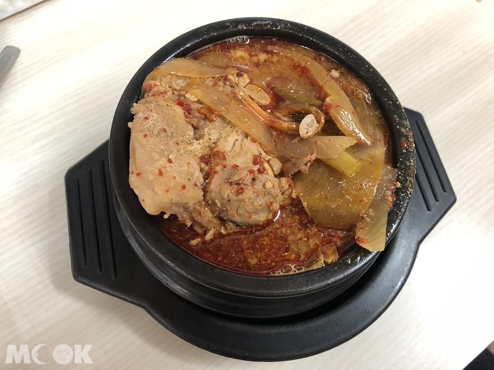 韓食堂以雪爾 豬骨湯飯