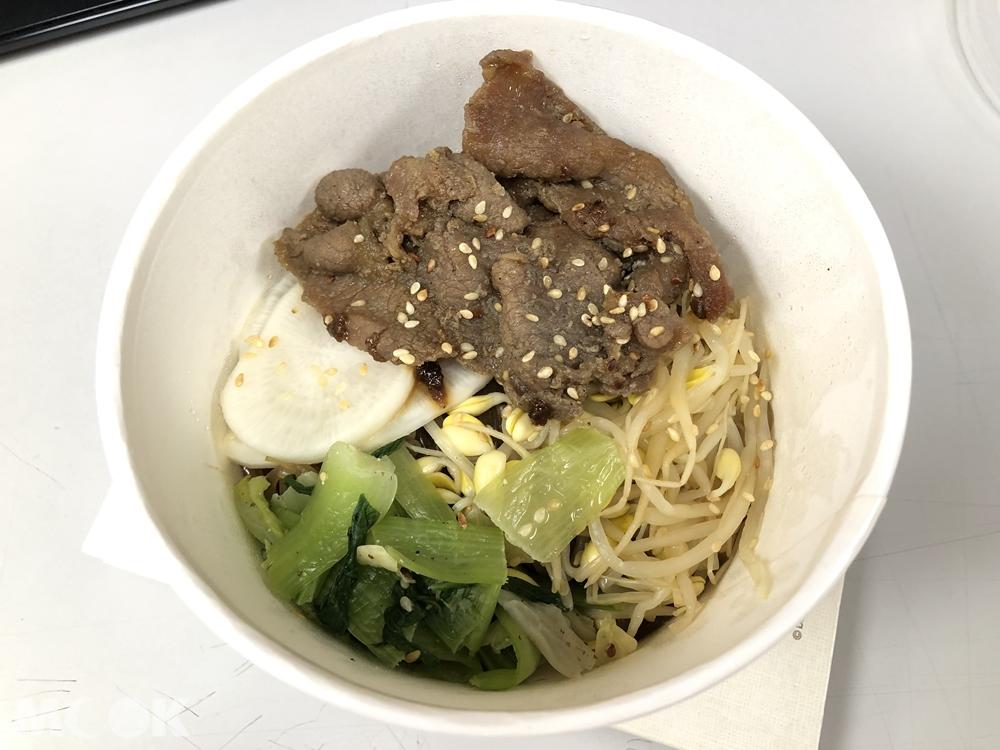 韓食堂以雪爾 韓式炒冬粉