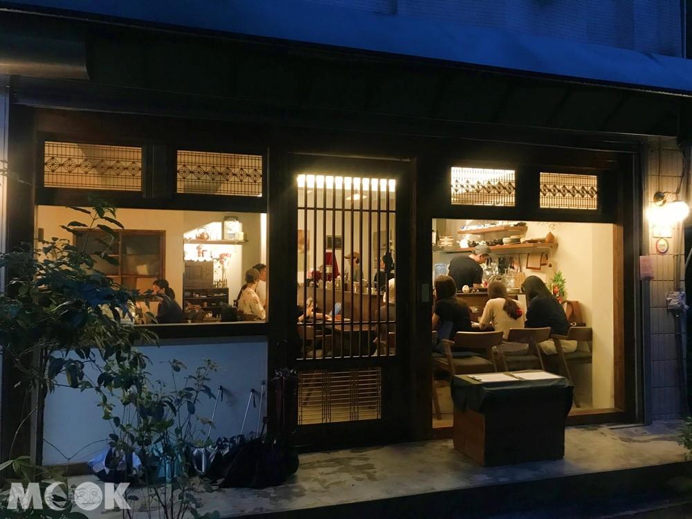 民生社區的排隊名店咖啡廳喫茶店香