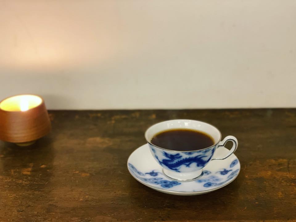 喫茶店香的咖啡