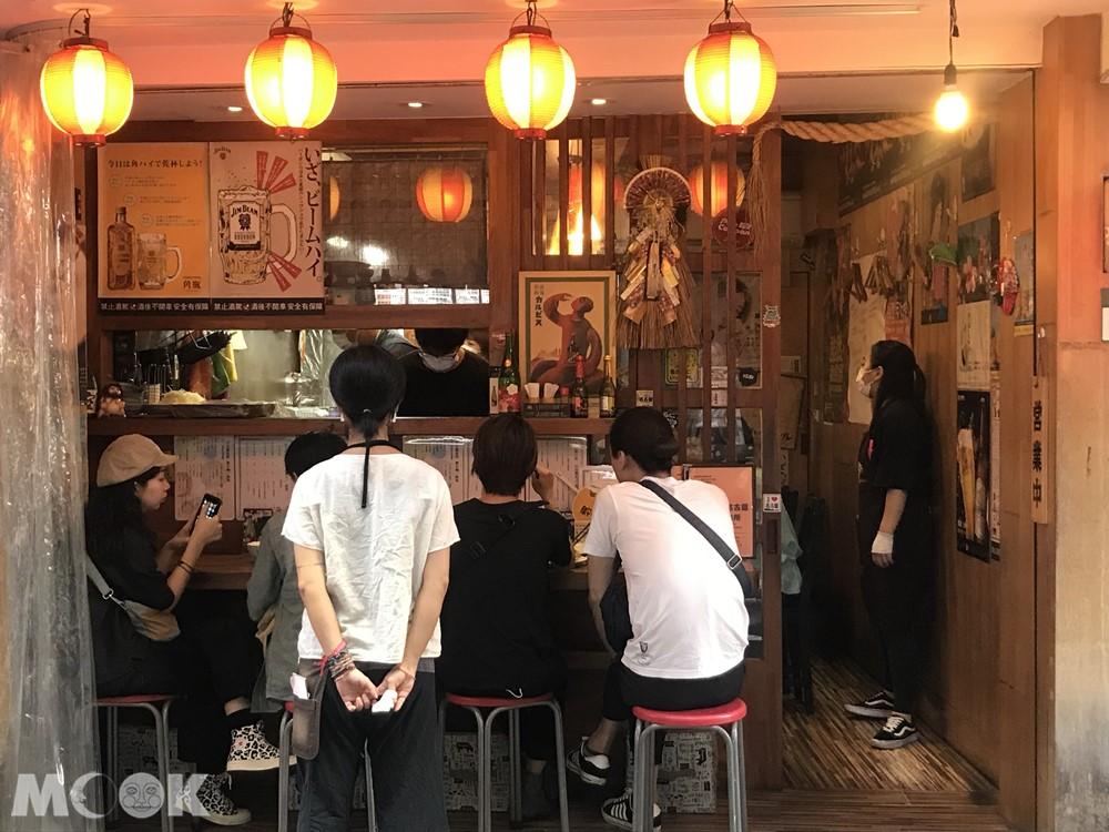 赤峰街的日式小店名古屋台所