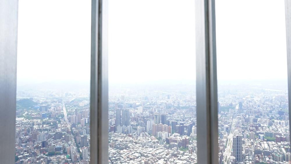 101大樓91樓