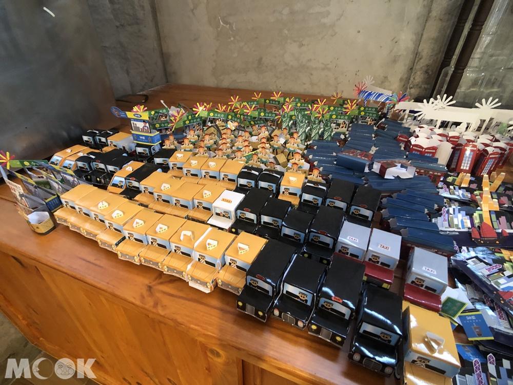 TAXI Museum 計程車博物館 車子DIY