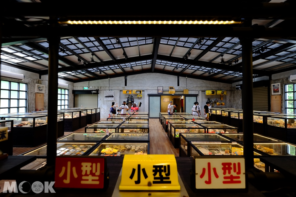 TAXI Museum 計程車博物館 展示空間