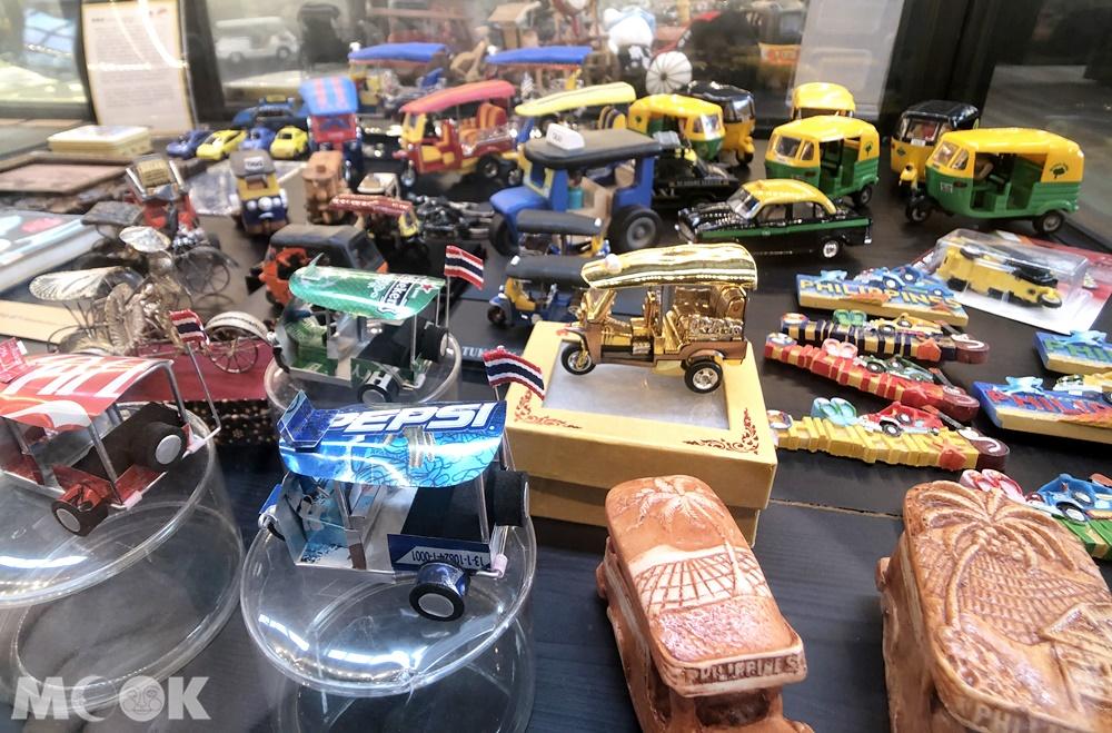 TAXI Museum 計程車博物館 泰國